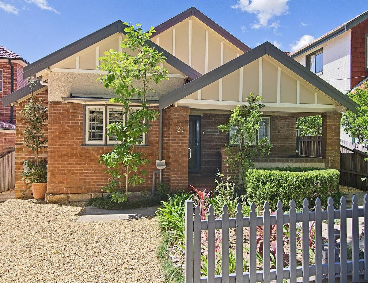 Ward Street Willoughby - Family home in a convenient location